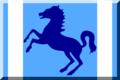 600px Azzurro con Bande Bianche e Cavallo Blu.png