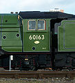 60163 Tornado 12 March 2009 Tyne Yard pic 2.jpg
