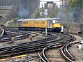 73212 Fiona and 73205 Jeanette at Hither Green (12645742564).jpg