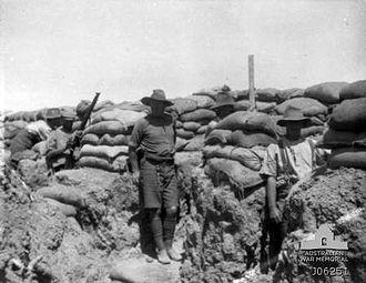 7th Light Horse Regiment (Australia) - 7th Light Horse at Gallipoli