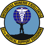 87 Medical Support Sq emblem.png