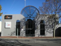 92.9's previous studios in Subiaco.