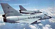 94th Fighter-Interceptor Squadron F-106 58-0786 - Selfridge AFB Michigan