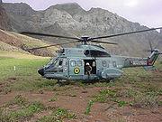 Aérospatiale AS 332 Super Puma Força Aeronaval, Esquadrão UH-14