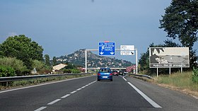 Image illustrative de l'article Autoroute A570 (France)