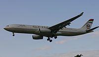 A6-AFC - A333 - Etihad Airways