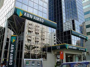 ABN AMRO - ABN AMRO in Dubai.