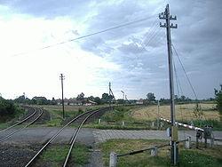 A 127-es vasútvonal Dévaványán.JPG