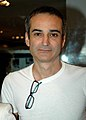 A Portrait of the Jury Member of 37th International Film Festival of India (IFFI-2006) (Asian – African – Latin American Competition) Olivier Assayas (Director from France).jpg
