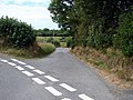 A Road Junction Near Pennant - geograph.org.uk - 210952.jpg