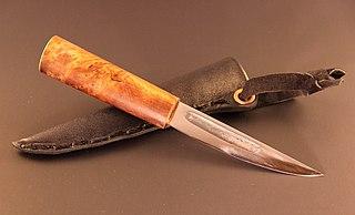 Yakutian knife