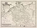 A new map of Germany, shewing its principal divisions, cities, towns, rivers, mountains &c (NYPL b15114268-1630708).jpg