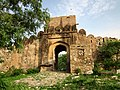 A old gate it is also bout 1000. years. - panoramio.jpg