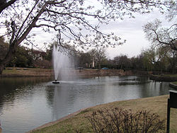 Williams Park, located in University Park