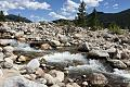 A raging stream in Rocky Mountain National Park in the Front Range of the spectacular and high Rockies in north-central Colorado LCCN2015633339.tif