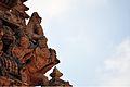 A statue in Gopuram -Tirumayam Temple.jpeg