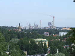 A view over Kuusankoski.JPG