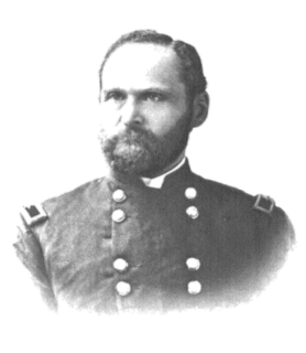 Aaron Daggett Union Army general