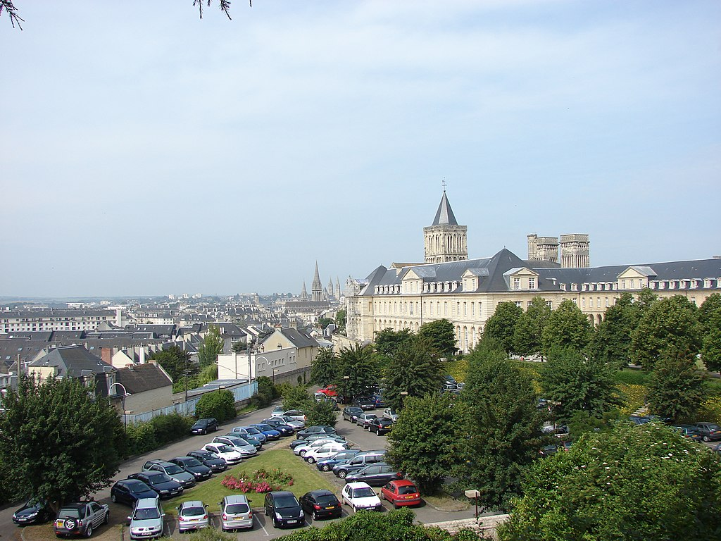 Abbaye aux Dames, Caen, Lower Normandy, France - panoramio (1).jpg
