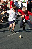Abingdon Bun Throwing