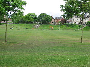 Acomb, North Yorkshire - Acomb Green