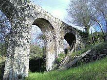 Acquedotto Romano.