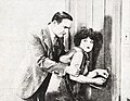 Actors Earle Williams and Clara Bow in 1925 film The Adventurous Sex.jpeg