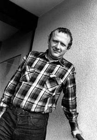 Adam Michnik - Adam Michnik in 1991