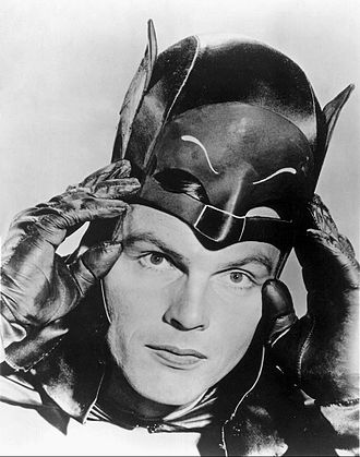 Batman (TV series) - A photo of Adam West as Batman from the television series.