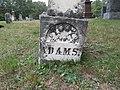 Adamsville - Monument de trois fillettes Adams 04.JPG
