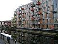 Adelaide Wharf flats, Haggerston, London E2 - geograph.org.uk - 1386656.jpg