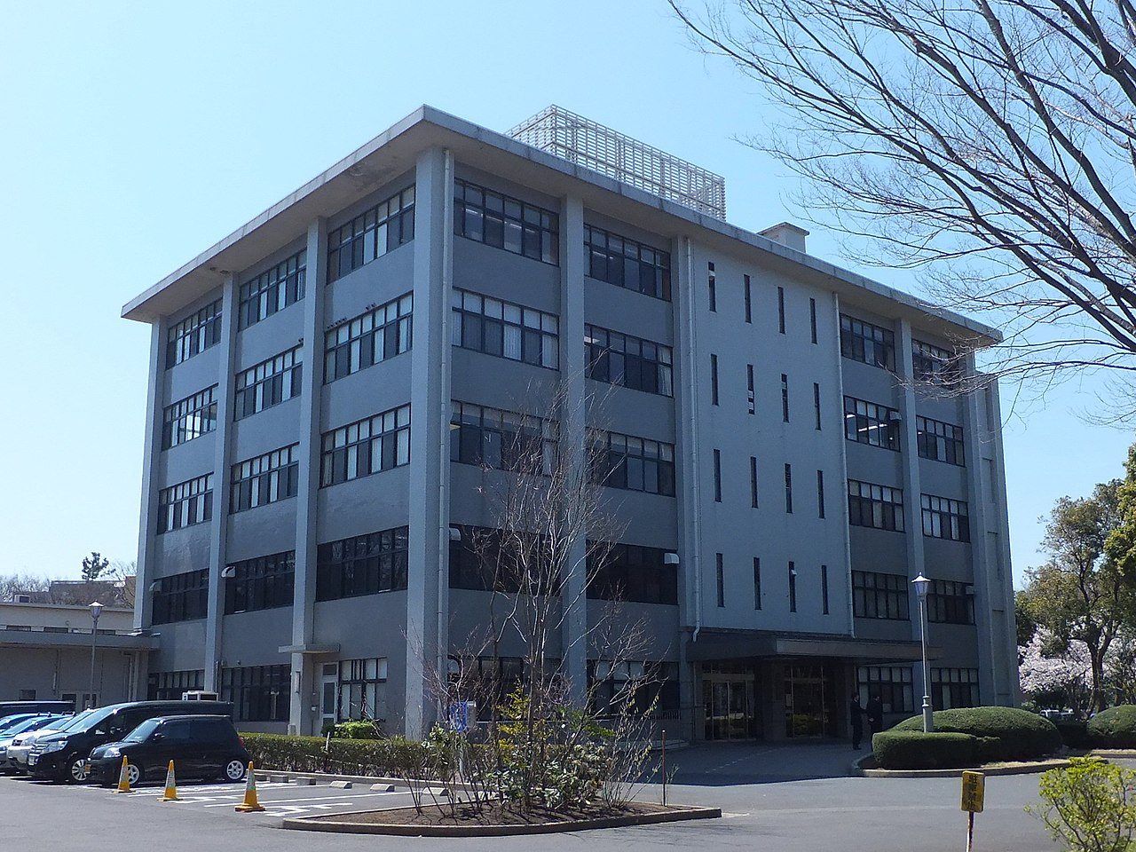 File administration bureau of chiba university 9 april for Bureau college