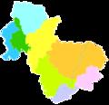 Administrative division Qingyuan.png