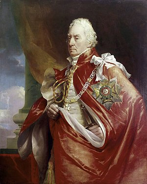 George Elphinstone, 1st Viscount Keith - George Elphinstone, 1st Viscount Keith