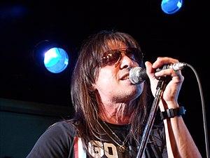 Adrián Barilari - Barilari performing in 2012