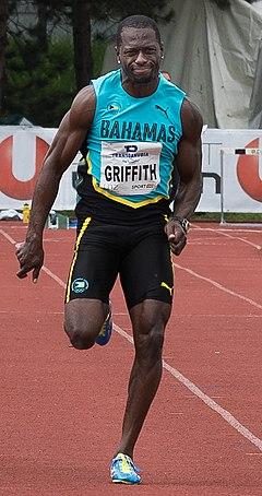 Adrian Griffith (athlete) - Wikipedia