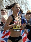 Adriana da Silva during 2013 London Marathon (3).JPG