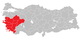 Aegean Region (statistical) Region in Turkey