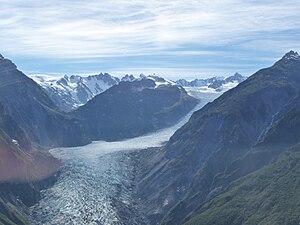 2015 Fox Glacier helicopter crash - Fox Glacier