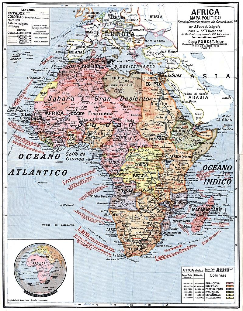File:Africa map political 1929.jpg - Wikimedia Commons