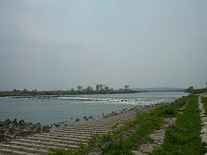 Agano River - Agano River, 5/5/2007