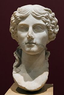 Agrippina the Elder Roman woman of the Julio-Claudian dynasty