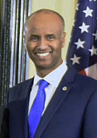 Minister of Immigration, Refugees and Citizenship - Image: Ahmed Hussen