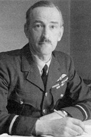 Alec Coryton - Air Commodore Coryton c.1940