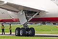 Air India Boeing 787 Dreamliner N1008S PAS 2013 06 main landing gear.jpg