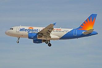 Allegiant Air - Allegiant Air Airbus A319-100