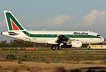 Airbus A319-112, Alitalia JP7225810.jpg