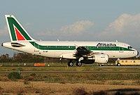EI-IMF - A319 - Alitalia