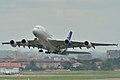 """Airbus A380-800 Airbus Industries (AIB) """"House colors"""" F-WWOW - MSN 001 (9880883605).jpg"""