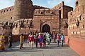 Akbari Darwaja - Southern Entrance - Agra Fort - Agra 2014-05-14 4204.JPG